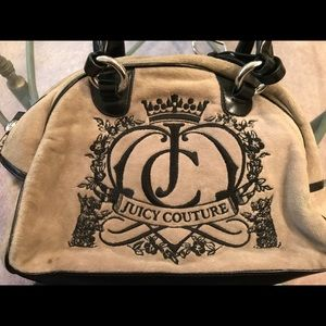 Juicy Couture Bowling Bag